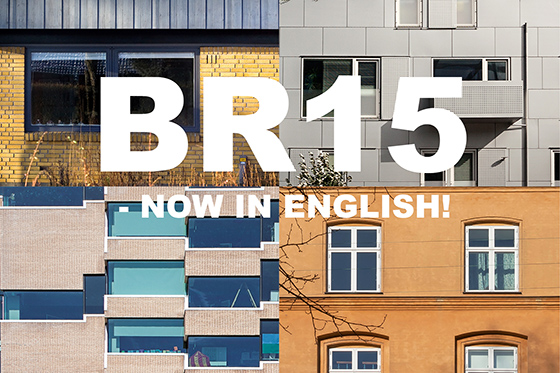 Hurtig læsning om BR15 – now also in English!